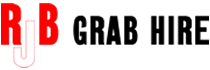 RJB Grab Hire Logo
